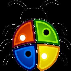 illustration-bug-windows