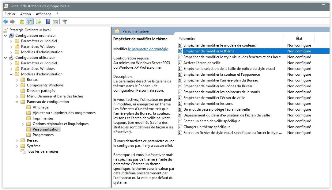 windows10-empecher-modifier-theme