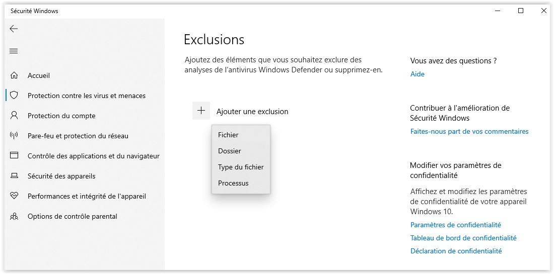 windows-defender-ajouter-exclusion