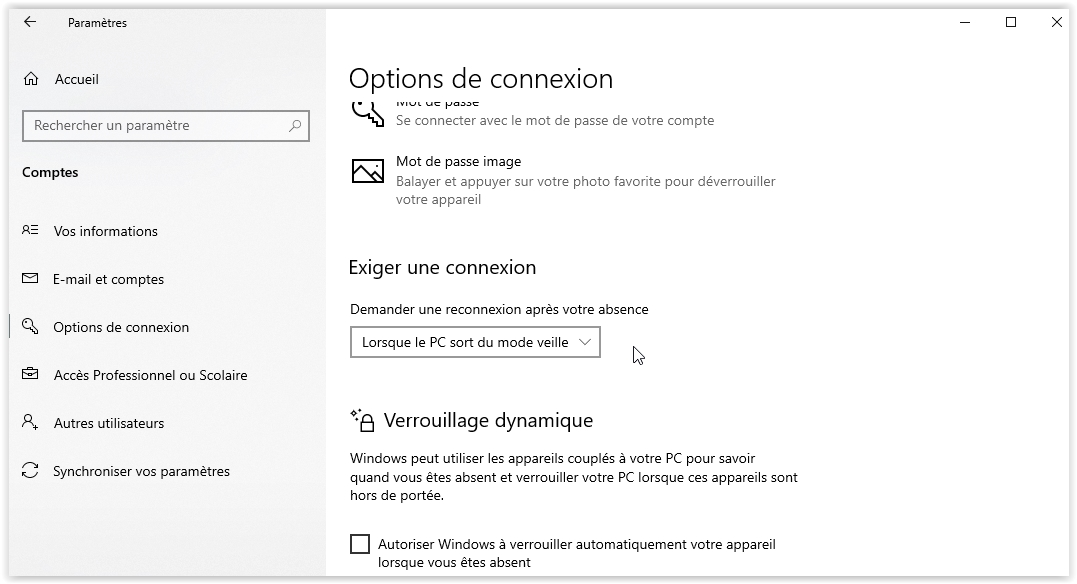 options-connexion-windows10