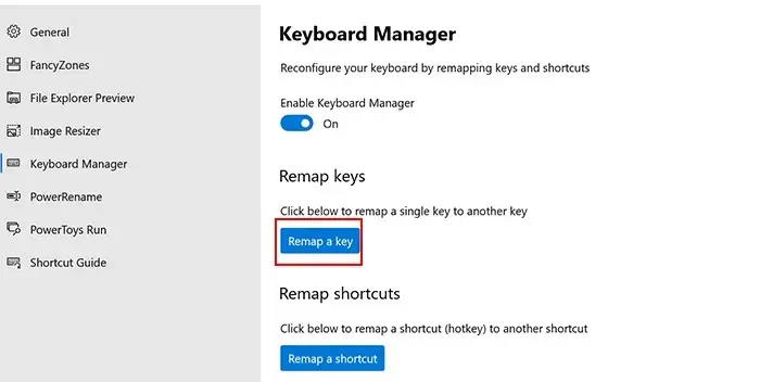 Remap-Windows-Key