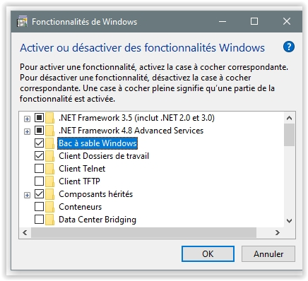 bac-a-sable-windows-10