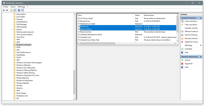 planificateur-taches-windows-update