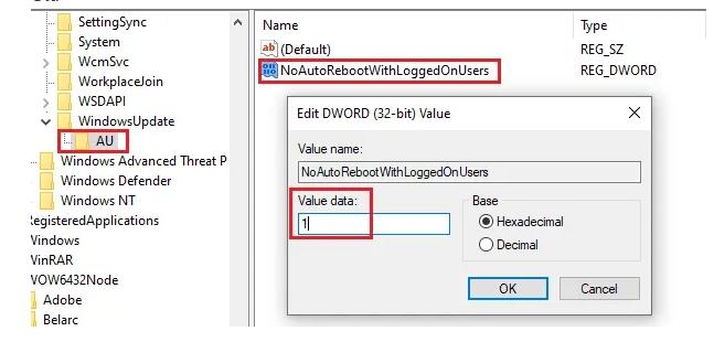 registre-no-reboot-windows-update