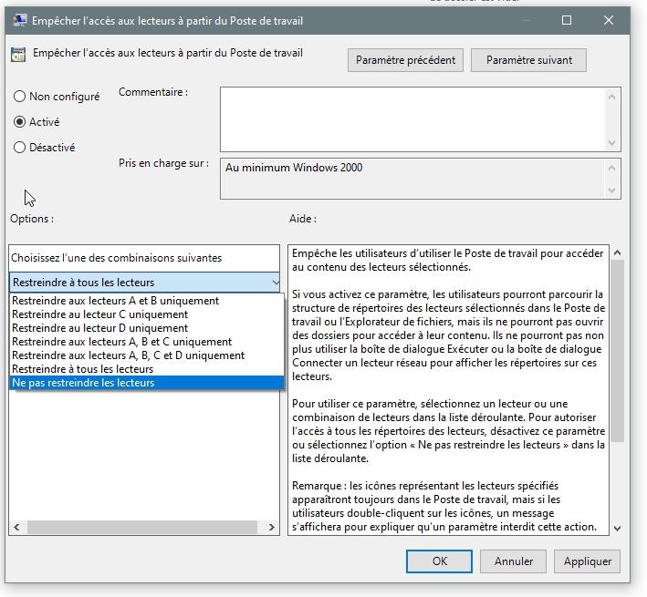 empecher-acces-lecteurs-windows10