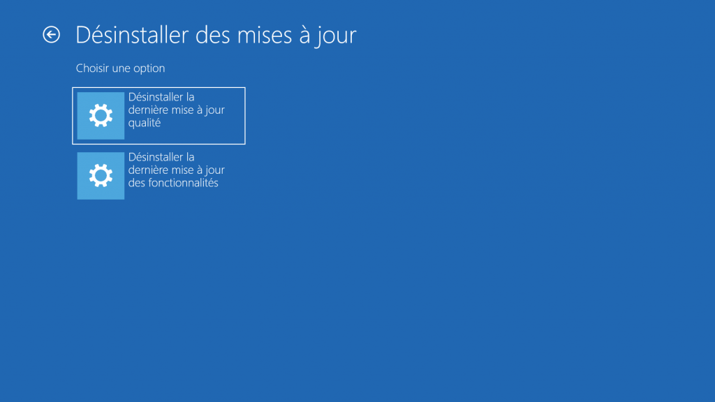 desinstaller-maj-windows10-options-demarrage-avancees