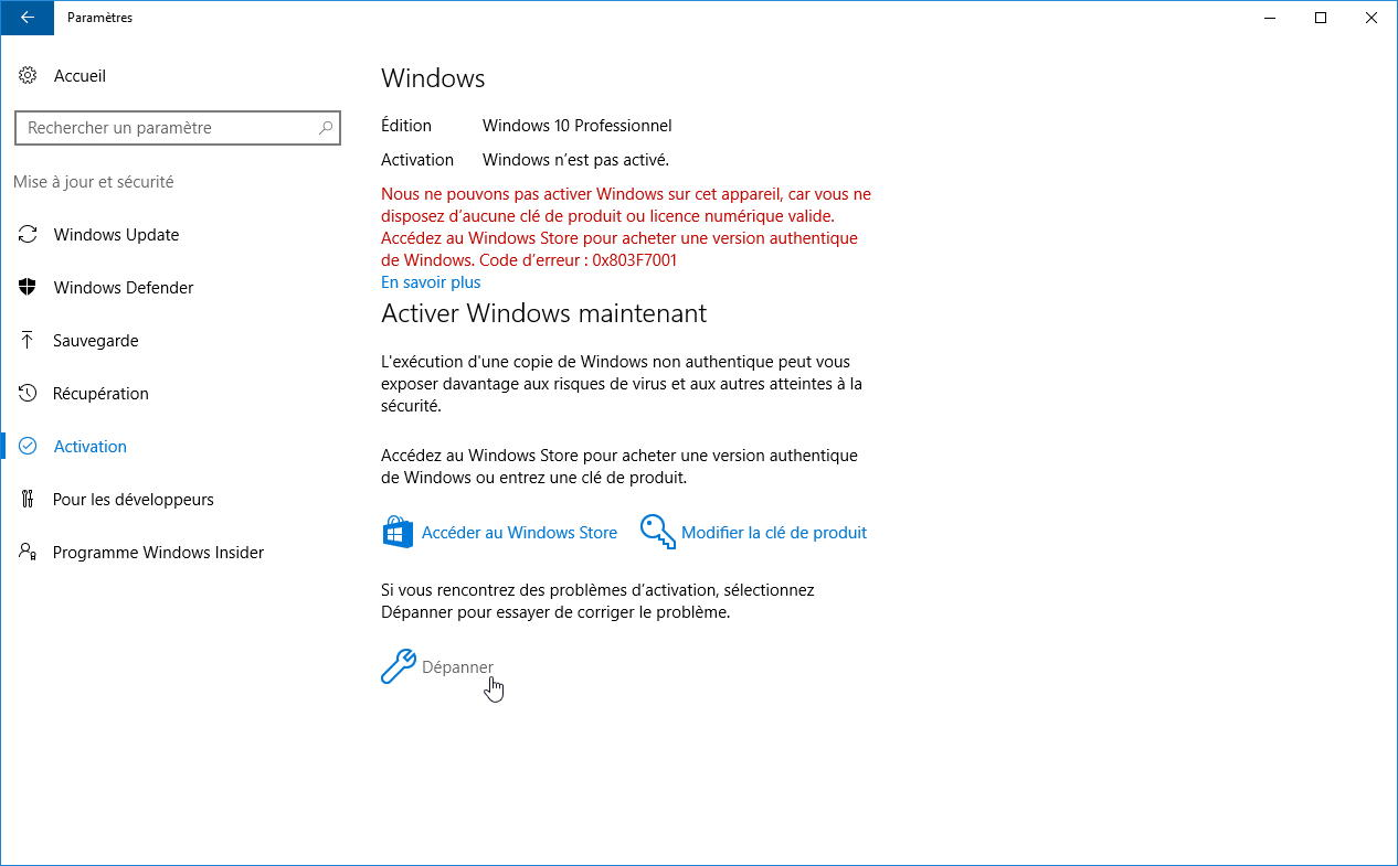 depanner-activation-windows10