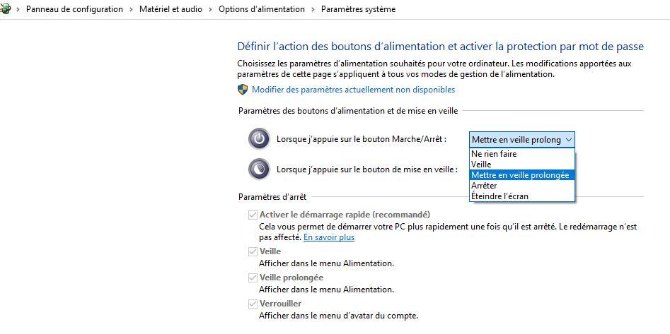 options-bouton-alimentation-windows10